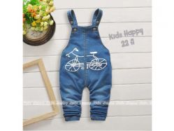 Fashion Overall KH 22 A Teen - CG376