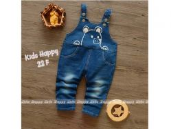 Fashion Overall KH 22 F Teen - CG378