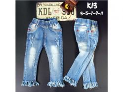 Girl Jeans Fashion 165 W - CG467