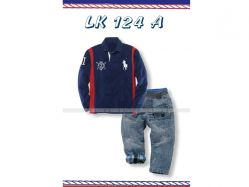 Fashion Boy LK 124 A Teen - BS4534