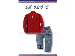 Fashion Boy LK 124 C Teen - BS4538