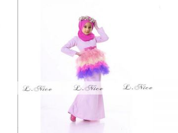 Fashion Gamis L Nice 84 A Baby - GS3942 / S