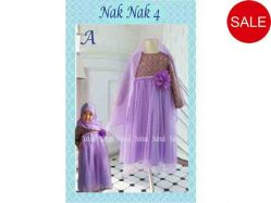 Gamis NAK 4 A Kids - GD2113 / S