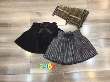 Midi Plead Skirt F157 B - CG476