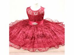Dress Girl Frocks 18 P - GD3397