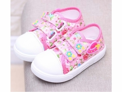 1704 Shoes Pink Small - PL2505