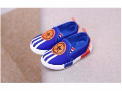 1704 Shoes Blue Small - PL2509