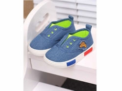 1704 Shoes Blue Small - PL2515