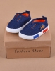 1704 Shoes Navy Blue Small - PL2516