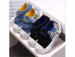 1704 Shoes Blue Small - PL2517