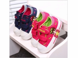 1704 Shoes Blue Small - PL2532