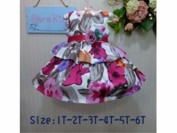 Dress Sara Kids 32 2F - GD3399