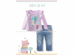 Fashion Girl Set KH 31 H Teen - GS4030