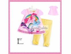 Fashion Girl 020 E Baby - GS4046