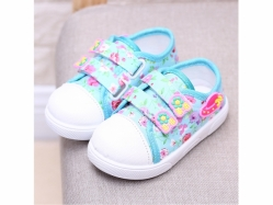 1704 Shoes Blue Small - PL2506