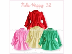 Girl Shirt KH 32 EFH Kids - GA1005