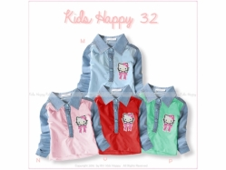 Girl Shirt KH 32 MNO Kids - GA1006