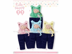 Fashion Overall Girl KH 33 EFGH - CG481