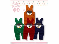 Fashion Overall Girl KH 33 MNOP - CG483