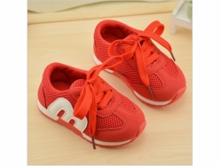 Shoes 1702 A 3 Red Small - PL2634