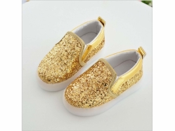 Shoes 1702 6 Gold Small - PL2642