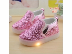 Shoes 1702 6 Pink Big - PL2647