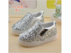 Shoes 1702 6 Silver Small - PL2648
