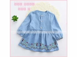 Fashion Dress LR 134 C Teen - GD3564