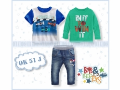 Fashion Boy OK 51 J Teen - BS4859