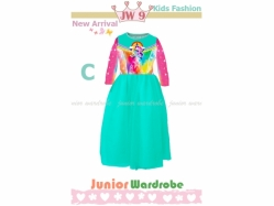 Dress Gamis JW 9 C Baby - GD3658 / S