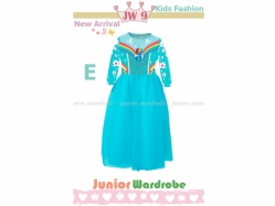 Dress Gamis JW 9 E Baby - GD3659 / S