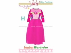 Dress Gamis JW 9 H Baby - GD3660 / S