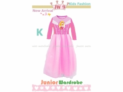 Dress Gamis JW 9 K Baby - GD3662 / S