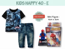 Fashion Boy Set KH 40 E Kids - BS4949