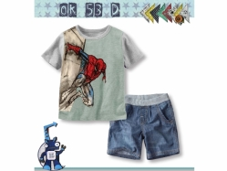 Fashion Boy OK 53 D Kids - BS4974