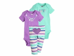 Baby Romper + Pant SE E - BY1006