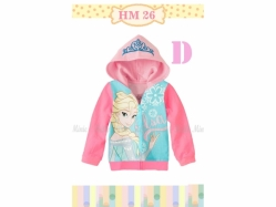 Jacket Girl HM 26 D Kids - GA1036