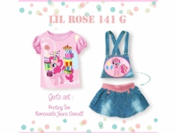 Fashion Girl LR 141 G Baby - GS4445