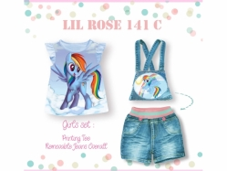 Fashion Girl LR 141 C Kids - GS4447