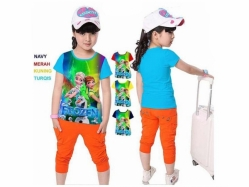 Girl T-shirt Small - GA1050