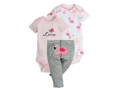 Baby Romper + Pant SE J - BY1047