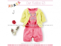 Fashion Girl OK 63 J Baby - GS4544
