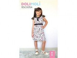 Dress Dolimoli School Edition I - GD3750 / S