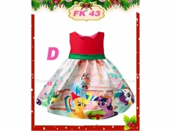 Dress FK 43 D Kids - GD3807