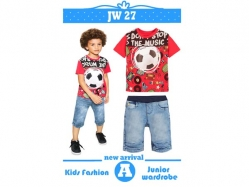 Fashion Boy JW 27 A - BS5256