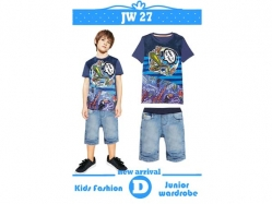 Fashion Boy JW 27 D - BS5258