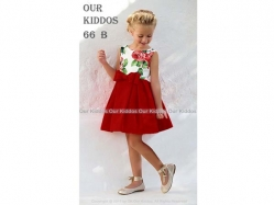Girl Dress OK 66 B Kids - GD3821