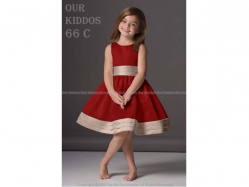 Girl Dress OK 66 C Teen - GD3823