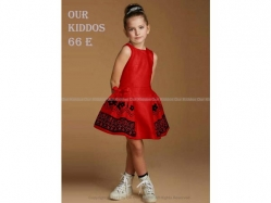 Girl Dress OK 66 E Kids - GD3826