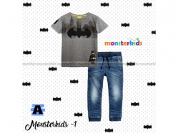 Fashion Boy Monster Kids 1 A - BS5268